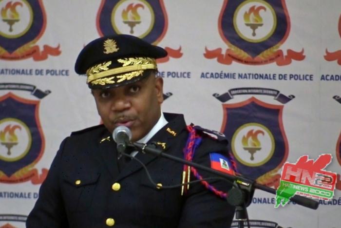 Malgré les maigres moyens, la PNH fait des efforts pour combattre le banditisme, selon Michel-Ange Gédéon