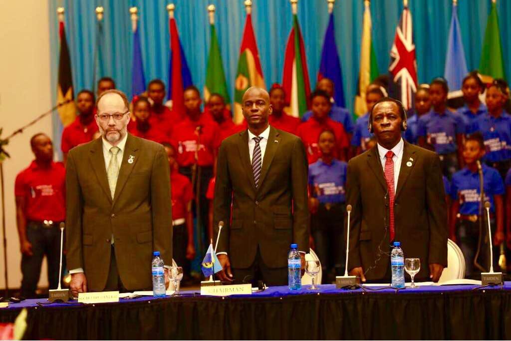 Des membres de la CARICOM en Haïti pour évaluer la crise actuelle à laquelle fait face le pays