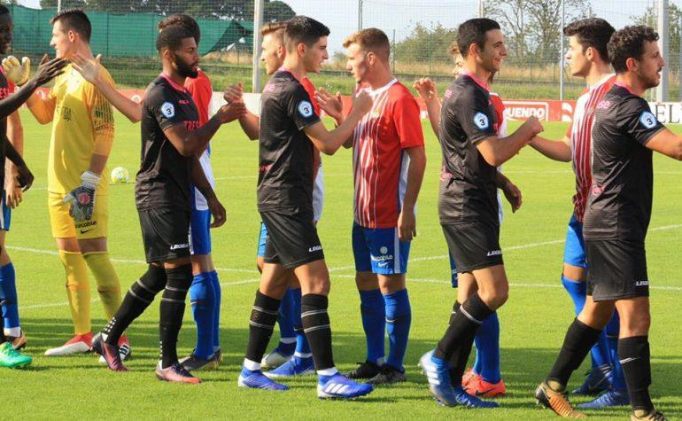 Mikael Cantave marque son premier but avec Lealtad
