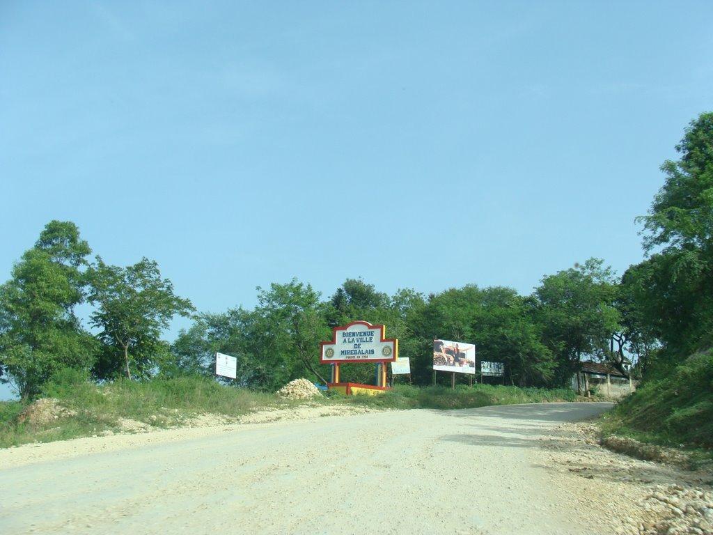 Haïti – Actualités : Réception provisoire du tronçon de route Mirebalais-Lascahobas-Belladère