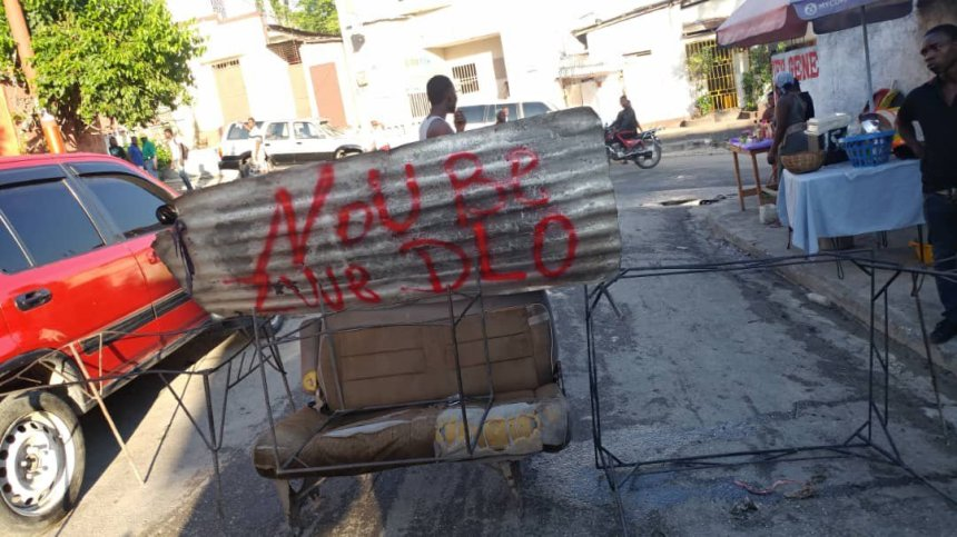 Rareté de carburant, situation de tension constatée à Port-au-Prince et ses environs