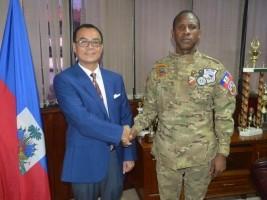 Taïwan va donner des dizaines de véhicules blindés à la PNH