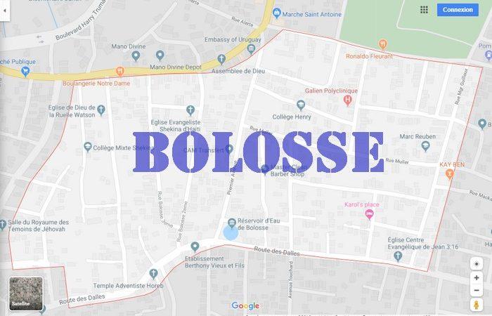 Deux cadavres en train d'être dévorés par des porcs à la 4 e Ave Bolosse, les habitants lancent un SOS