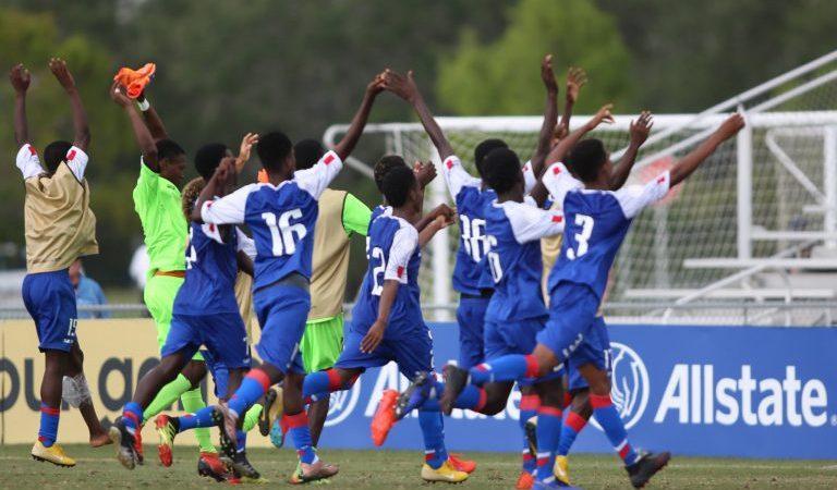 Brésil (U17) 2019 : La liste officielle d'Haïti pour la compétition !