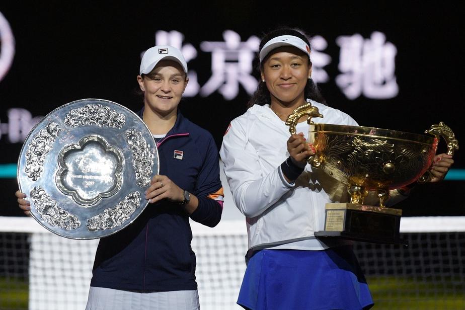 Naomi Osaka sacrée championne à Pékin