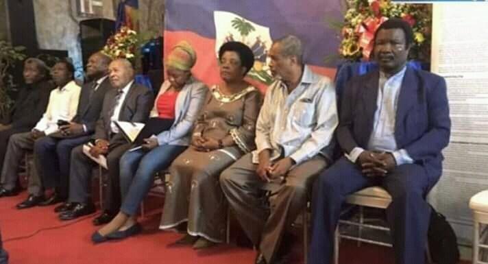 L'opposition a procédé à l'installation des membres de la commission de facilitation de passation de pouvoir